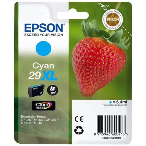 Epson 29 Cartridge Cyan XL (C13T29924010) Main Image