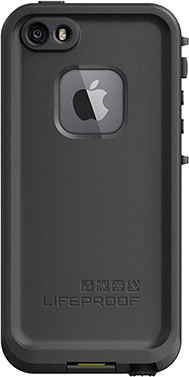 Lifeproof Apple iPhone 5/5S/SE Fre Case Black Main Image