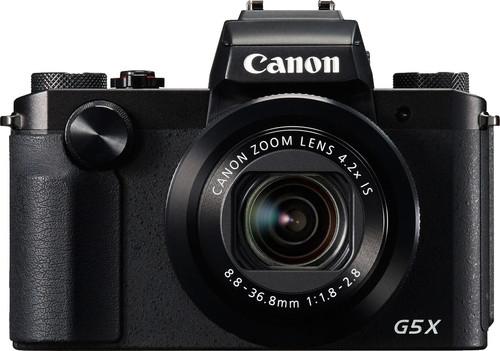Canon PowerShot G5 X Main Image
