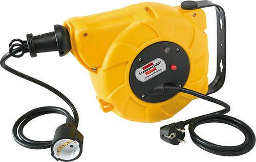 Brennenstuhl Automatic Cable Winder 9 + 2m Main Image