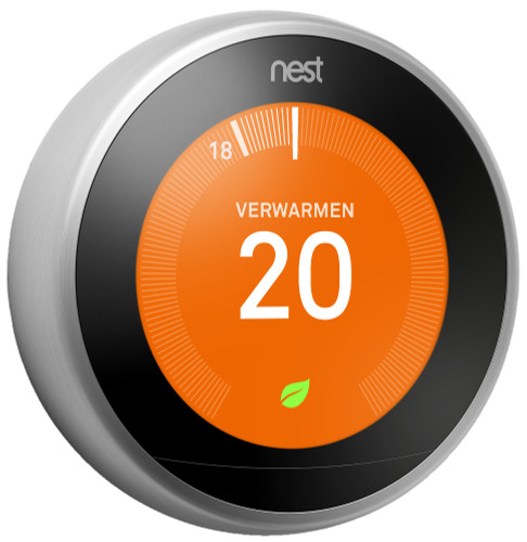 Google Nest Learning Thermostat (3rd generation) Main Image