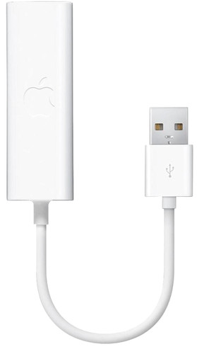 Apple USB naar Ethernet Adapter Main Image