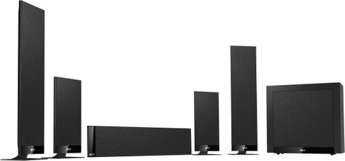 KEF T205 Black (set) Main Image