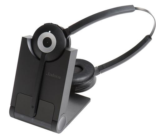 Jabra Pro 920 Duo Draadloze Office Headset Main Image