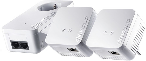 Devolo dLAN 550 WiFi 550 Mbps 3 adapters Main Image