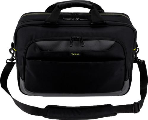 Targus City Gear 17.3'' Topload Laptop Bag Black Main Image