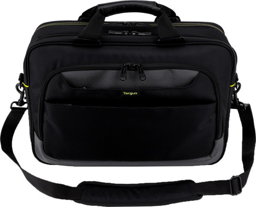 Targus City Gear 15.6 Inches Topload Laptop Bag Black Main Image