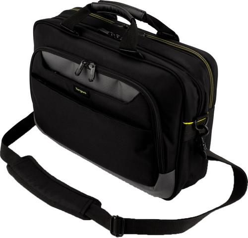 75352b56183 Targus City Gear 17,3'' Topload Laptoptas Zwart - Coolblue - Voor ...