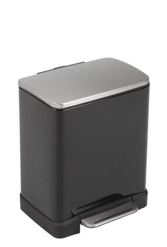 EKO E-Cube 10+9 Liter Zwart Main Image
