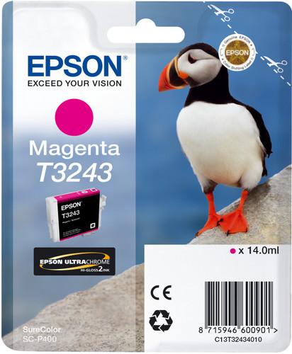 Epson T3243 Cartridge Magenta (C13T32434010) Main Image