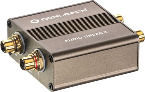 Oehlbach Audio Linear 8 Main Image