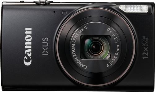 Canon IXUS 285 HS Zwart Main Image