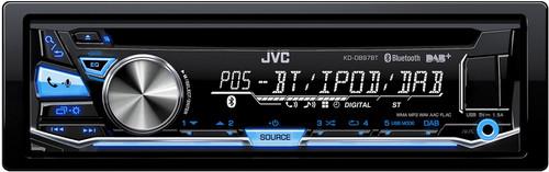JVC KD-DB97BTE Main Image