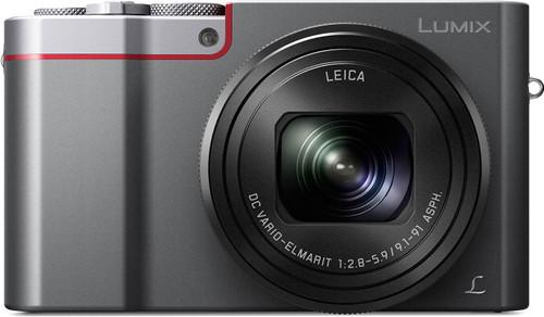 Panasonic Lumix DMC-TZ100 Zilver Main Image
