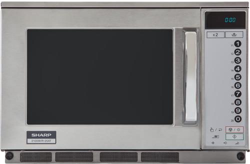 Sharp R-25AT Main Image