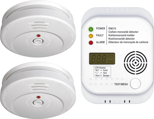 Smartwares FSSCO-15 Brandbeveiligingsset Main Image