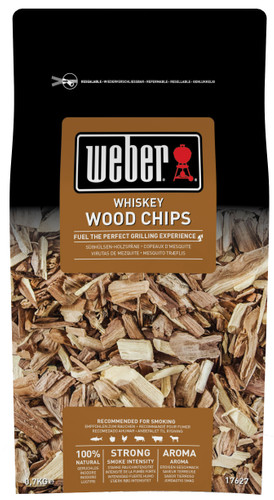 Weber Houtsnippers Whiskey 0,7 kg Main Image