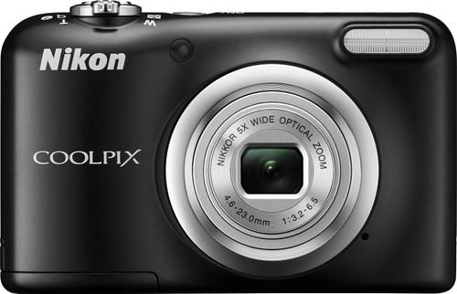 Nikon Coolpix A10 Black Main Image