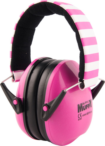 Alpine Muffy Ear Cup Pink Main Image