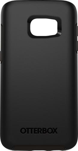 Otterbox Symmetry Samsung Galaxy S7 Edge Black Main Image