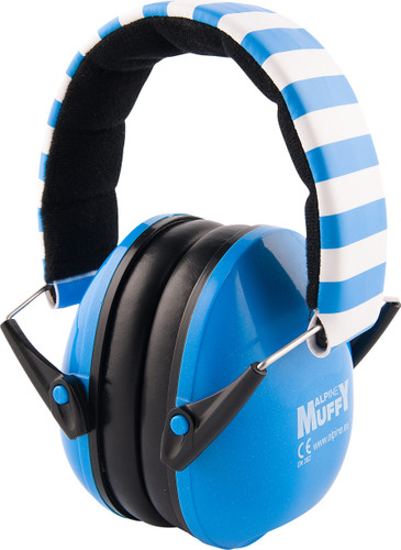 Alpine Muffy Hearing Protection Blue Main Image