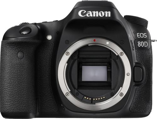 Canon EOS 80D Body Main Image