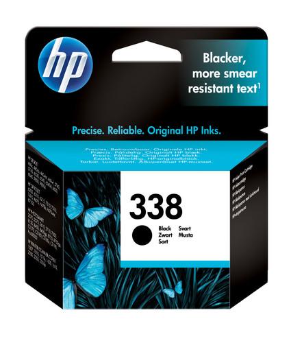 HP 338 Cartridge Black (C8765EE) Main Image