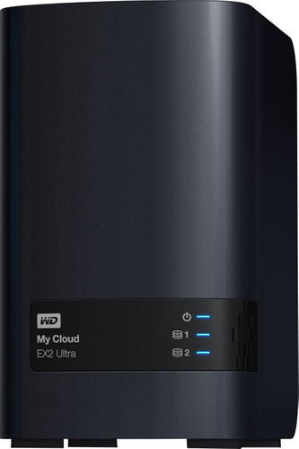 WD My Cloud EX2 Ultra 8 TB Main Image