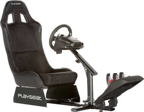 PlaySeat Evolution Alcantara linkerkant