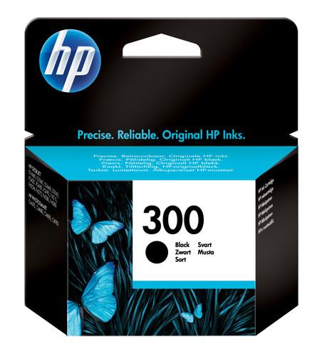 HP 300 Cartridge Black Main Image