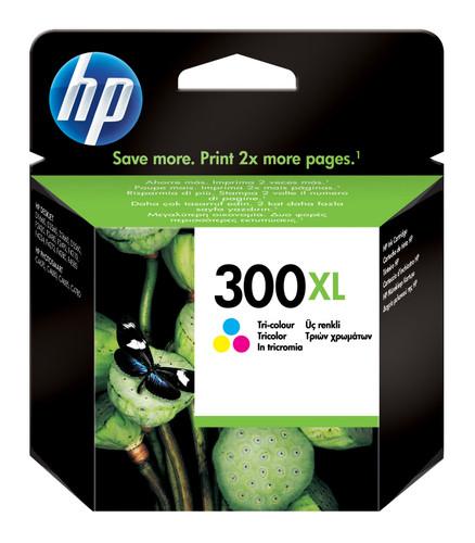 HP 300XL Combo Pack 3-Kleuren (HPCC644E) Main Image