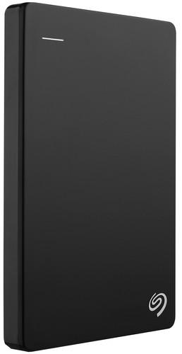 Seagate Backup Plus Slim 1TB Black Main Image