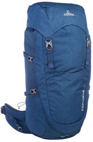 Nomad Explorer 65L Dark Blue Main Image
