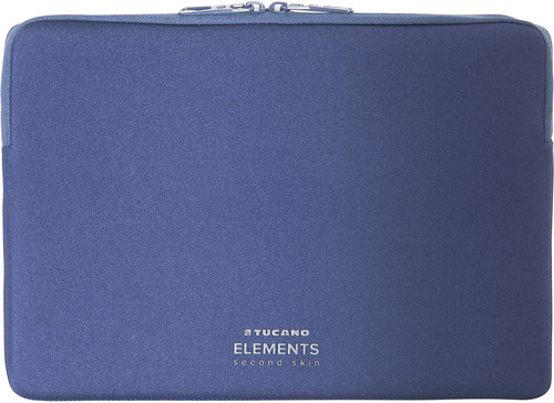 Tucano Elements Second Skin Macbook Pro/Air Retina 13'' Blauw Main Image