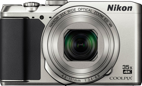 Nikon Coolpix A900 Silver Main Image