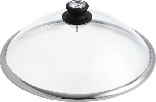 LotusGrill Glass Lid With Thermometer Main Image