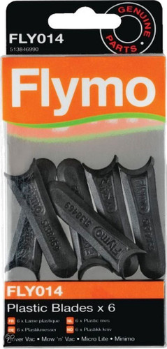 Flymo Spare blades for Micro Lite Main Image