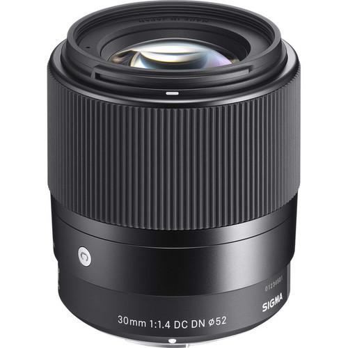 Sigma E 30mm f/1.4 DC DN C Main Image