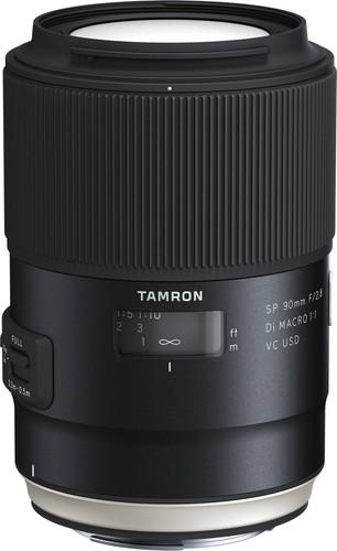 Tamron SP 90mm F/2.8 Di VC USD Macro Canon Main Image
