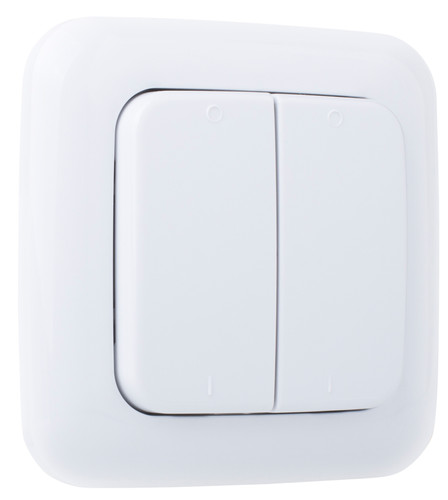 Smartwares 2-channel wall switch Main Image