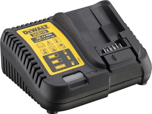DeWalt XR Li-Ion Acculader 10,8V/14,4V/18V DCB115 Main Image