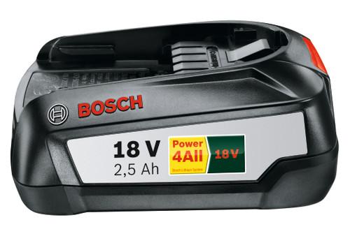 Bosch Accu 18V 2,5Ah Li-Ion Main Image