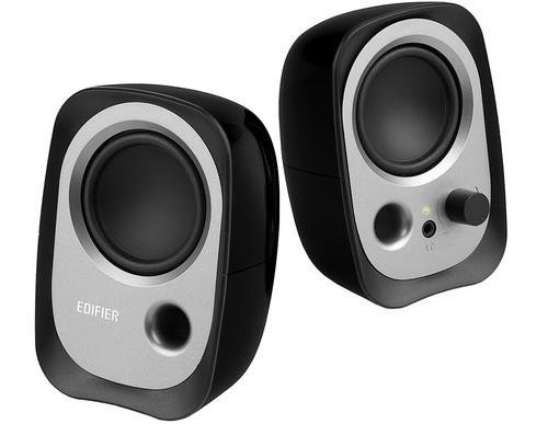 Edifier R12U 2.0 Speaker Set Zwart Main Image