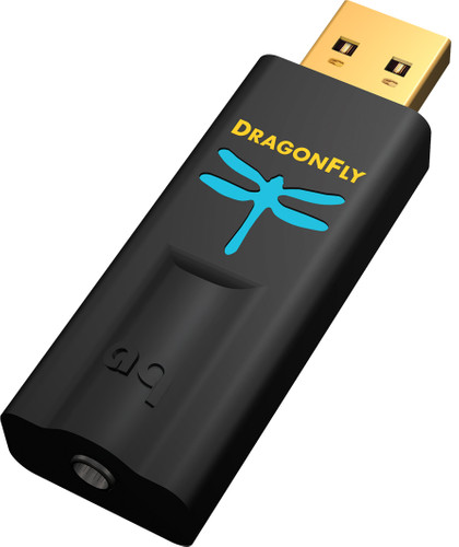 AudioQuest Dragonfly Black Main Image