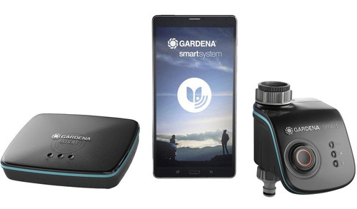Gardena Smart Water Control Set Main Image