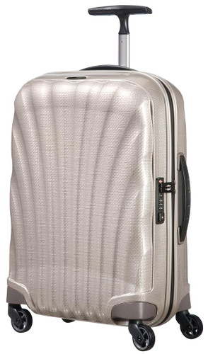 a77747b0a08 Samsonite Cosmolite Spinner FL2 55cm Pearl - Coolblue - Before 23:59 ...