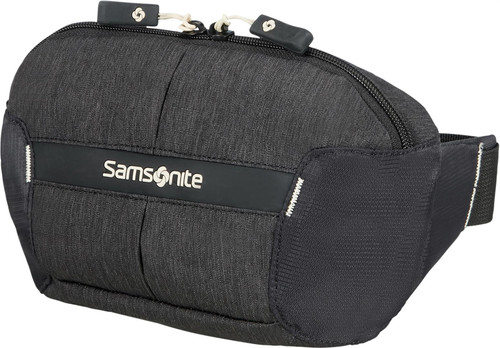 Samsonite Rewind Belt Bag Black Main Image