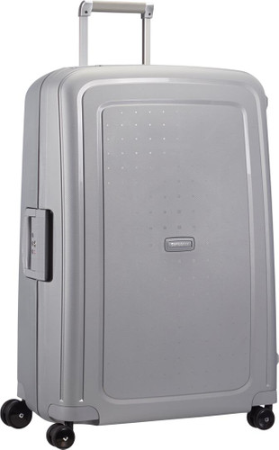 Samsonite S'Cure Spinner 75 cm Silver Main Image