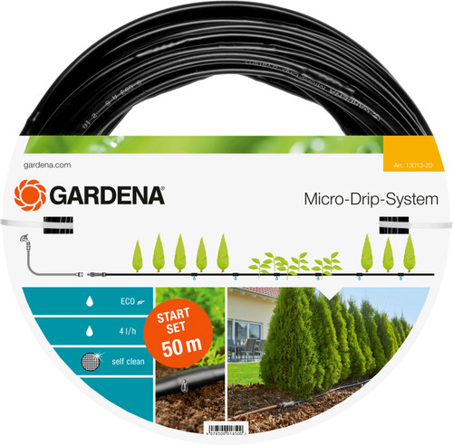Gardena Micro Drip Start Set L 50 Meter Main Image