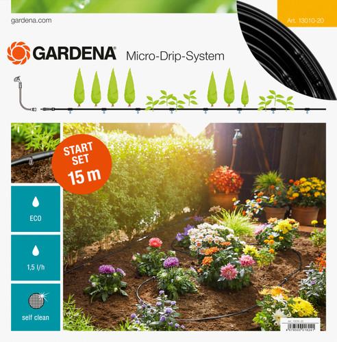 Gardena Micro Drip Start Set S 15 Meter Main Image